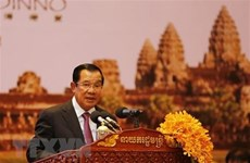 柬埔寨首相即将对越南进行正式访问