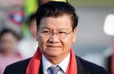老挝总理开始对越南进行正式访问
