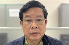 越共中央检查委员会建议对阮北山和张明俊给予开除党籍处分