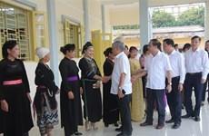 全国53个少数民族经济社会发展状况调查活动启动