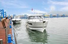 下龙国际旅游港——国际游客向往的旅行目的地