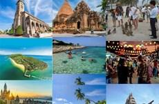 越南庆和省接待游客人数超过560万人次