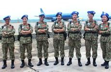 越南与柬埔寨加强联合国维和经验交流