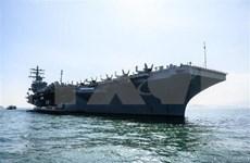 美国海军少将强化实施东海航行飞越自由权的决心