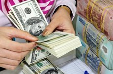 10月2日越盾对美元汇率中间价下调2越盾