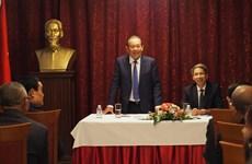 旅居保加利亚越南人建议成立越南佛教中心