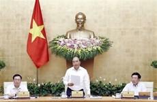 政府总理阮春福:努力全面完成或超额完成2019年计划