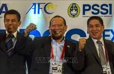 马塔里提当选印尼地方代表理事会主席