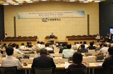 河南省欢迎韩国经济界对该省投资
