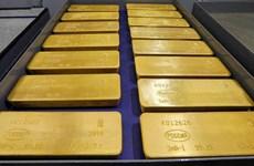 10月3日越南国内黄金价格上涨30万越盾