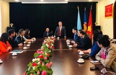 国家行政学院代表团对乌克兰进行工作访问