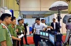 2019越南国际专业防务与军警展开展