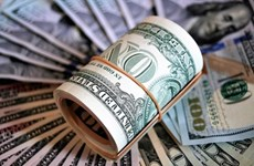 10月4日越盾对美元汇率中间价下调2越盾