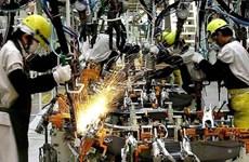 越南各工业区园区企业入住率达近75%