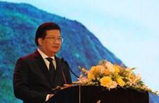 政府副总理郑廷勇出席2019年越南企业家论坛