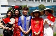 越南赴韩留学生人数呈增加趋势