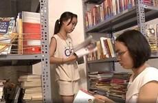 """""""爱书人""""建立免费图书馆  激发公众阅读热情"""