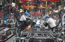 今年前九月海阳省工业产值同比增长12.3%