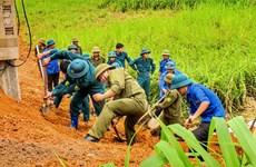 越南颁发防灾救灾行动计划