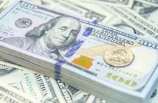 10月8日越盾对美元汇率中间价上调2越盾