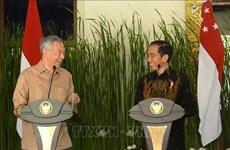 印尼总统即将访问新加坡
