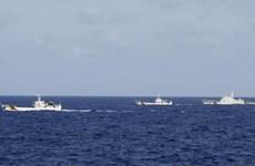 国际航海专家对中国在东海上采取的单方面行动发出谴责声明