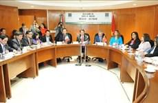 墨西哥众议院成立墨越议员友好小组