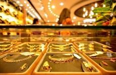 10月10日越南国内黄金价格略减