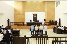 河内市人民检察院再度开庭审理Vinashin滥用职权侵占财产一案