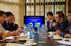 越南与日本企业合作助推莫桑比克经济社会的发展