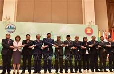 第15届东盟环境部长级会议通过联合声明