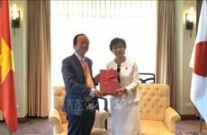 日本支持越南担任2020年东盟轮值主席国期间展开的环保优先事项
