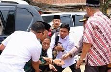 印尼安全部长遇刺受伤 持刀男子与IS有关