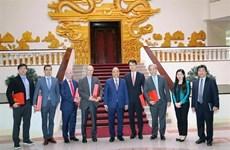 阮春福总理:越南鼓励外国投资商对能源开发领域进行投资