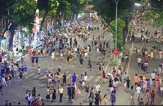 河内市扩大步行街范围