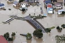 """越南领导人就日本遭受台风""""海贝思""""袭击向日本领导人致慰问电"""