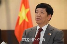 越南与阿曼举行第三次政治磋商