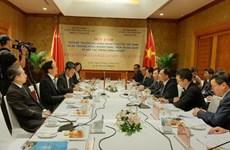 越南与中国促进农产品加工和贸易合作