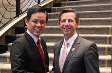 新加坡与澳大利亚启动数字经济协定