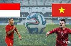 2022年卡塔尔世界杯亚洲区预选赛第二轮比赛:越南国足今晚客场对阵印尼队