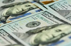 10月15日越盾兑美元中心汇率保持不变 人民币上涨