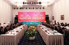 越南与柬埔寨政府专责委员会第十八次会议召开