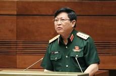越南与欧盟签署设立越南参与欧盟危机管理活动的框架协定