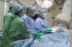 越南掌握经导管主动脉瓣瓣植入术