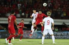 2022年卡塔尔世界杯预选赛:越南队3:1大胜印度尼西亚队