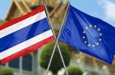 欧盟重启同泰国的FTA谈判