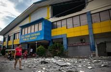 菲律宾棉兰老岛发生6.4级地震 至少3人死亡数十人受伤