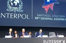 越南出席国际刑事警察组织第88届全体大会