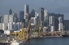 新加坡总理李显龙表示2019年新加坡经济将略有所增长