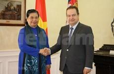 越南国会常务副主席丛氏放出席第141届各国议会联盟大会闭幕式